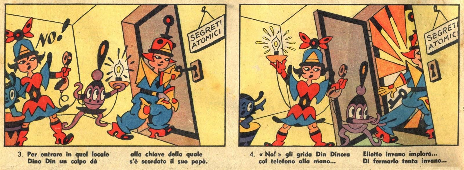 Corriere dei Piccoli - 1956 - 01 - Rubino 1a
