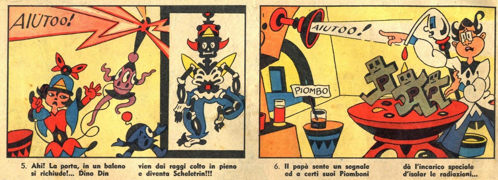 Corriere dei Piccoli - 1956 - 01 - Rubino 2a
