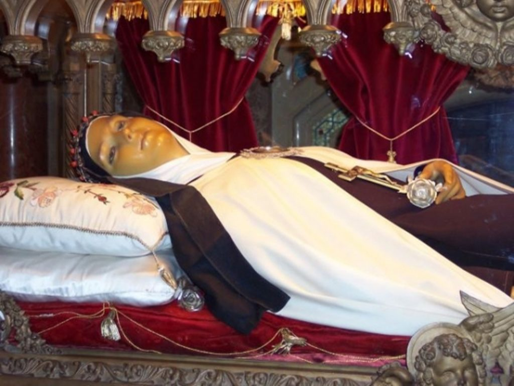 basilica di verona, santa teresa