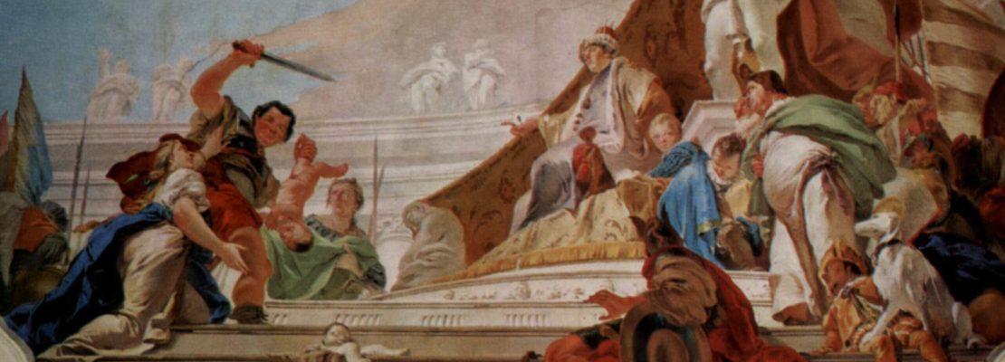 """BIBBIAMICA – """"PASSERAI TUTTI I MASCHI A FIL DI SPADA"""""""