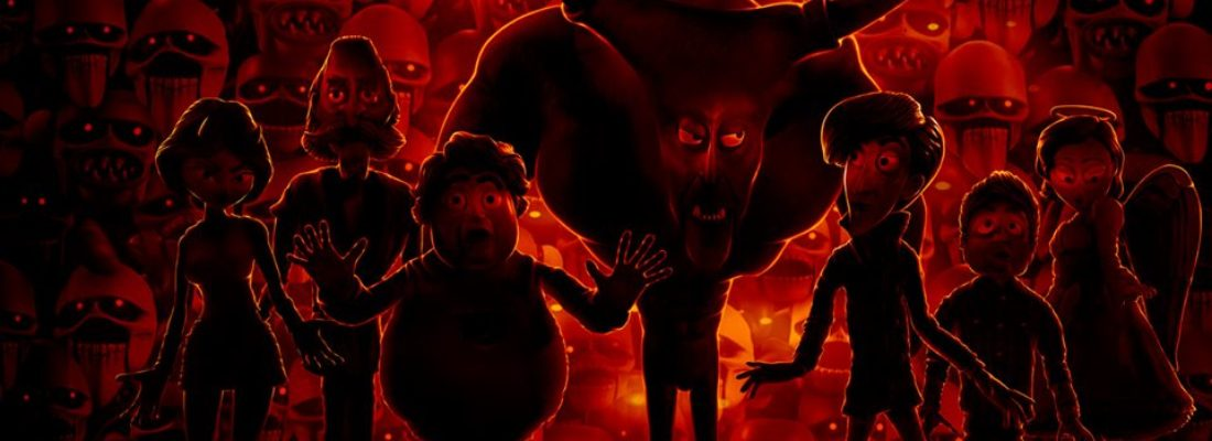 """ALL'INFERNO CON """"HELL & BACK"""""""