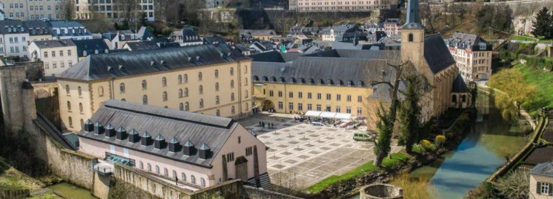 Luxembourg, il Gründ