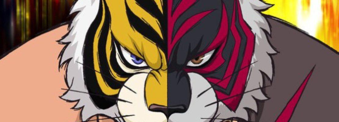 """L'UOMO TIGRE TORNA CON """"TIGER MASK W"""""""