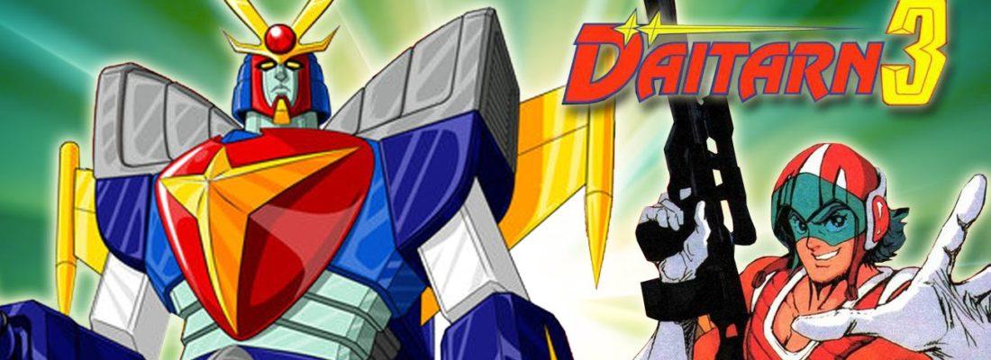 DAITARN 3 TORNA IN DVD
