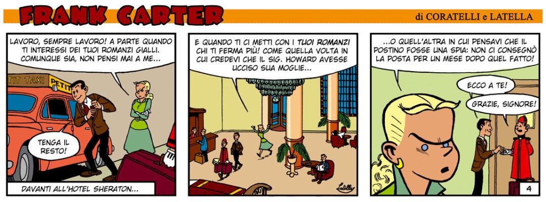 FRANK CARTER – EQUIVOCO A CASABLANCA 4