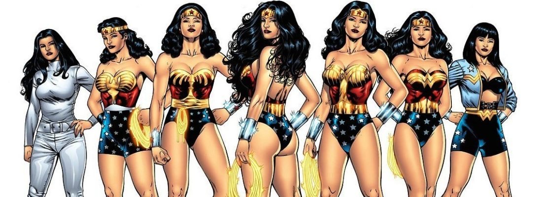 WONDER WOMAN DA FUMETTO A COSPLAYER