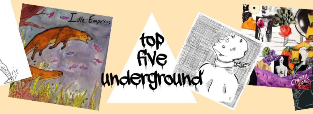 MUSICA – TOP 5 UNDERGROUND ALBUM 2016: 5° POSTO