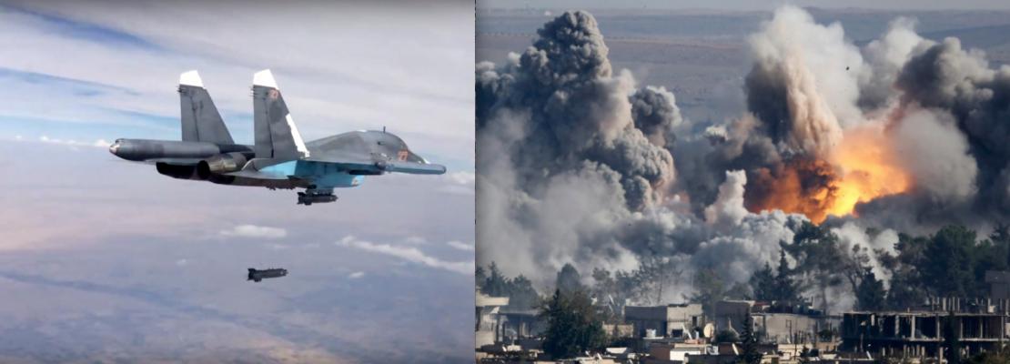GLI USA MINACCIANO LA RUSSIA: FINE DEI BOMBARDAMENTI O STOP AI RAPPORTI TRA I DUE PAESI
