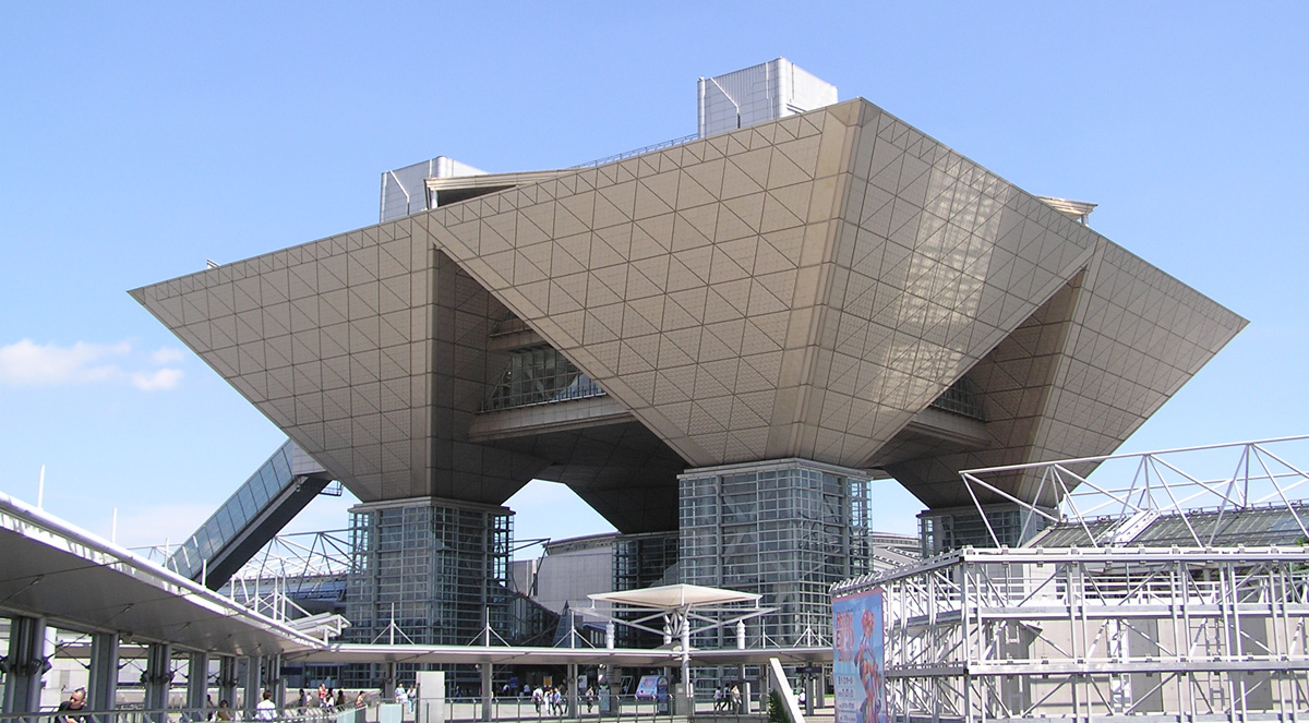 Big Sight Odaiba
