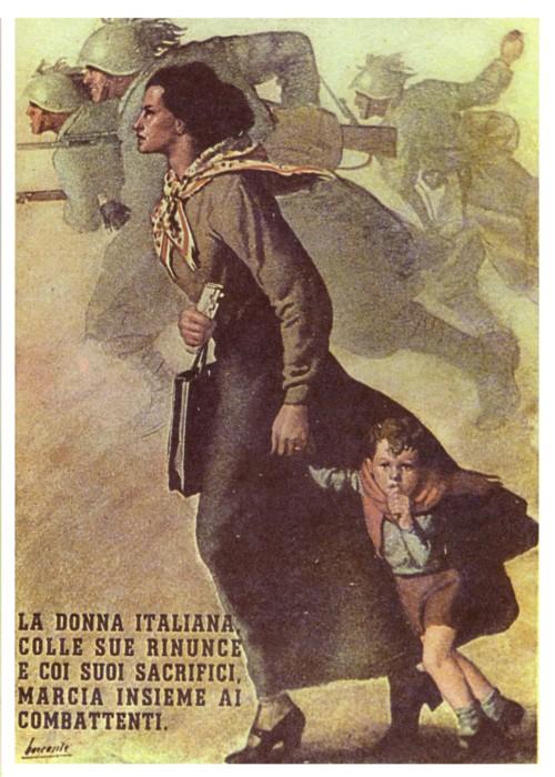 GINO BOCCASILE, L'ILLUSTRATORE ITALIANO DELLE SS