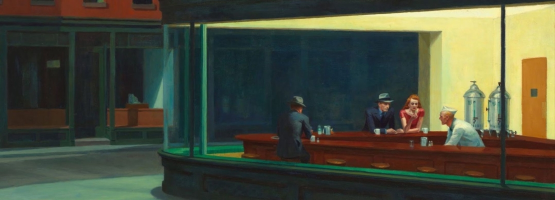 Norman Rockwell ed Edward Hopper a confronto