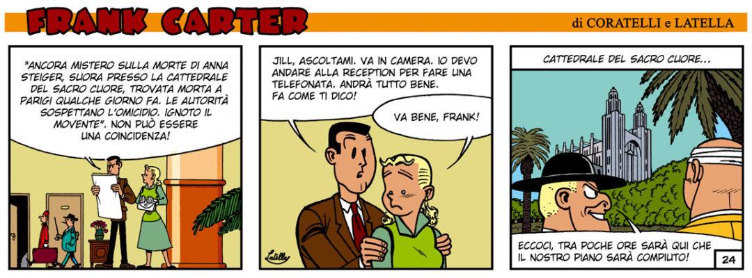 FRANK CARTER – EQUIVOCO A CASABLANCA 24