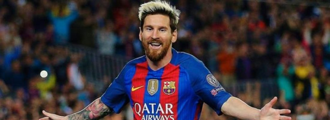 MESSI STELLARE: TRIPLETTA AL CITY