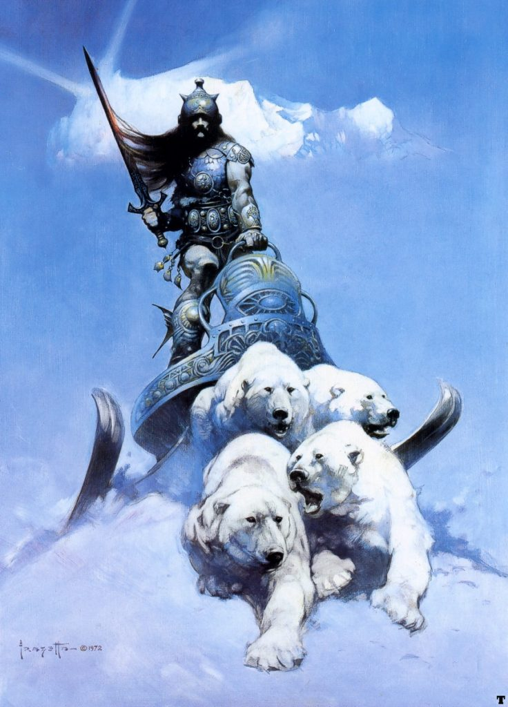 frank_frazetta_the_silver_warrior