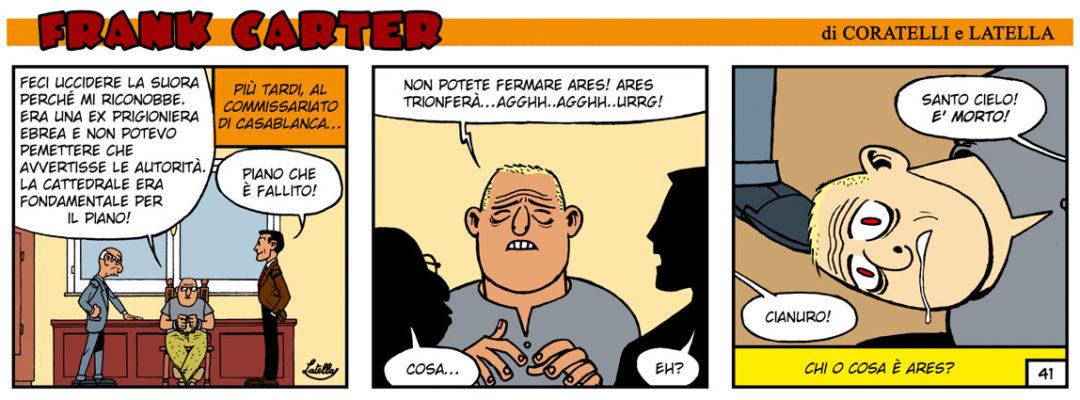 FRANK CARTER – EQUIVOCO A CASABLANCA 41