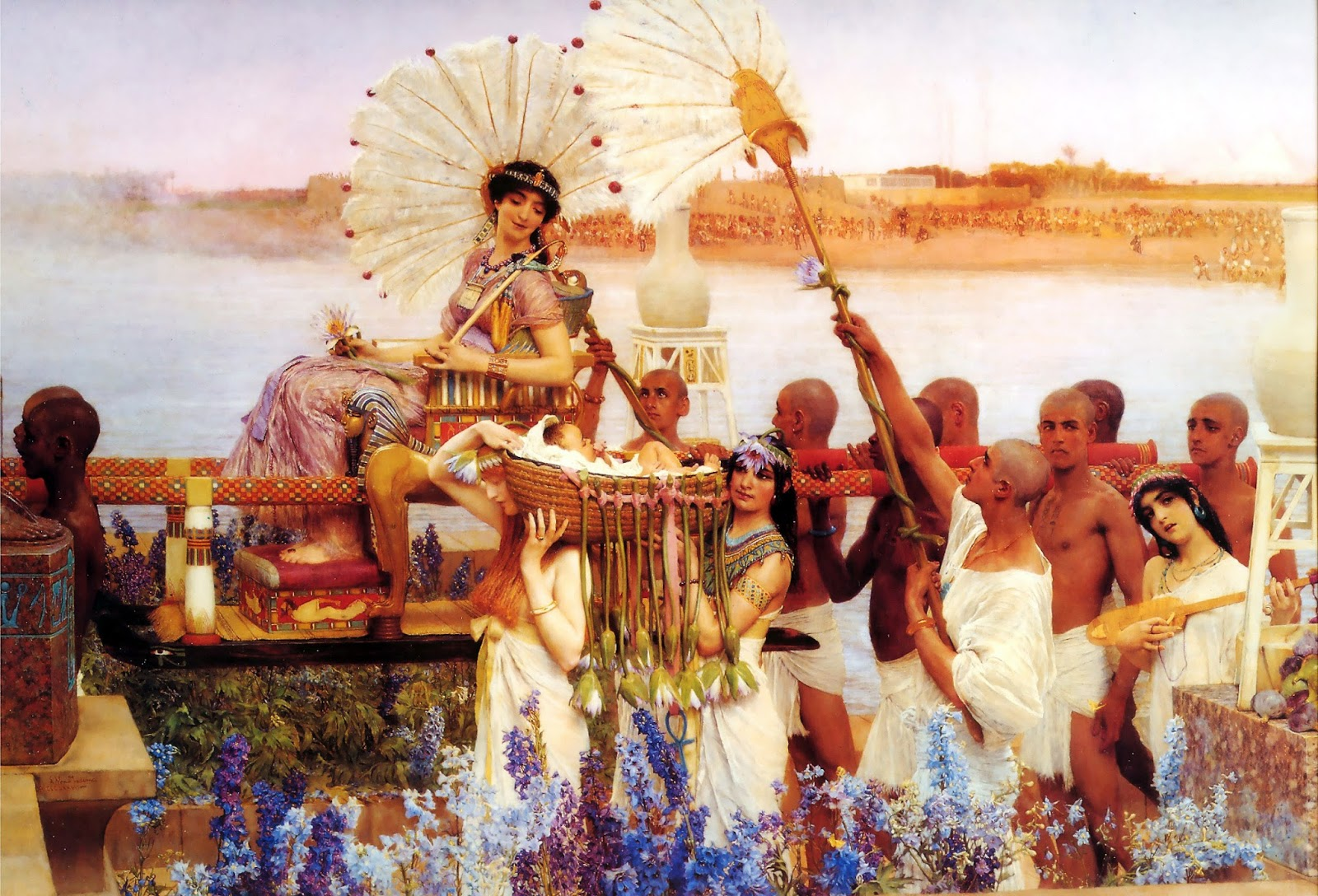 2-1904_lawrence_alma-tadema_-_the_finding_of_moses