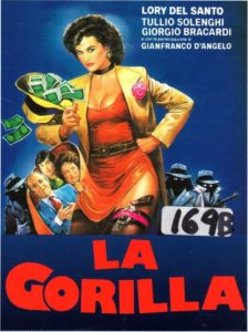 la-gorilla-1982-vhs-video-ciak-1a-ed