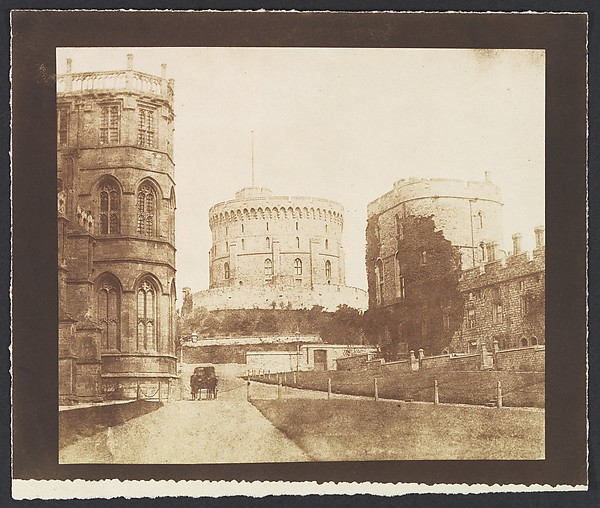 Talbot, Windsor Castle, 1841