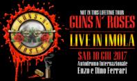 I GUNS N' ROSES IN ITALIA NEL GIUGNO 2017