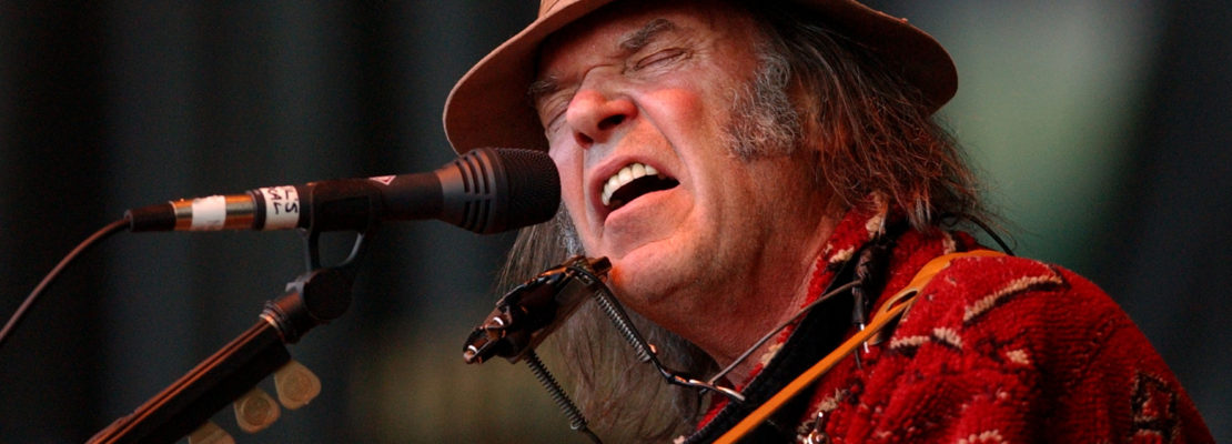 """PEACE TRAIL"", IL NUOVO ALBUM DI NEIL YOUNG"