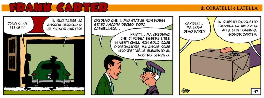 FRANK CARTER – LA FORMULA ZOLTA 4
