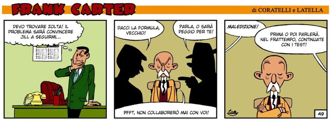 FRANK CARTER – LA FORMULA ZOLTA 6