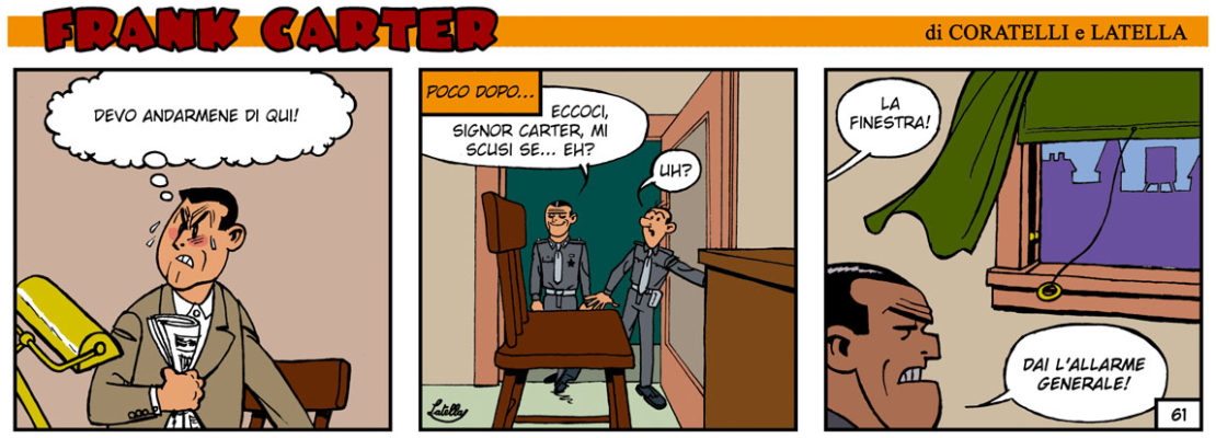 FRANK CARTER – LA FORMULA ZOLTA 18