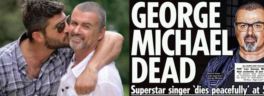 """LA """"SERENA"""" MORTE DI GEORGE MICHAEL SI TINGE DI GIALLO"""
