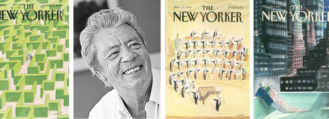 "SEMPÉ DICE ADDIO AL ""NEW YORKER"""