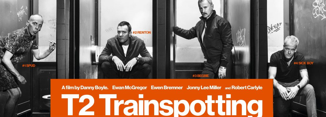TRAINSPOTTING 2: IL FILM E LA COLONNA SONORA
