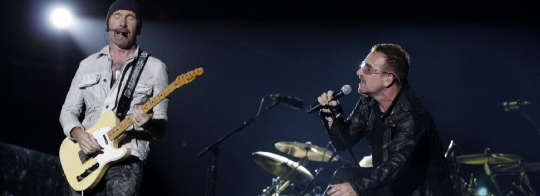 GLI U2 CELEBRANO THE JOSHUA TREE E TORNANO IN STUDIO