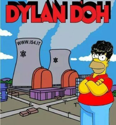 MOMENTO POP – DYLAN DOG