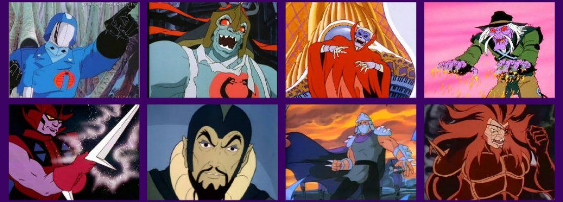 I migliori covi criminali dei cartoni animati