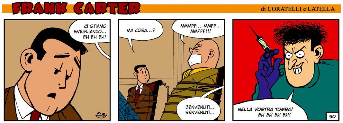 FRANK CARTER – IL MAESTRO DI CERA 15