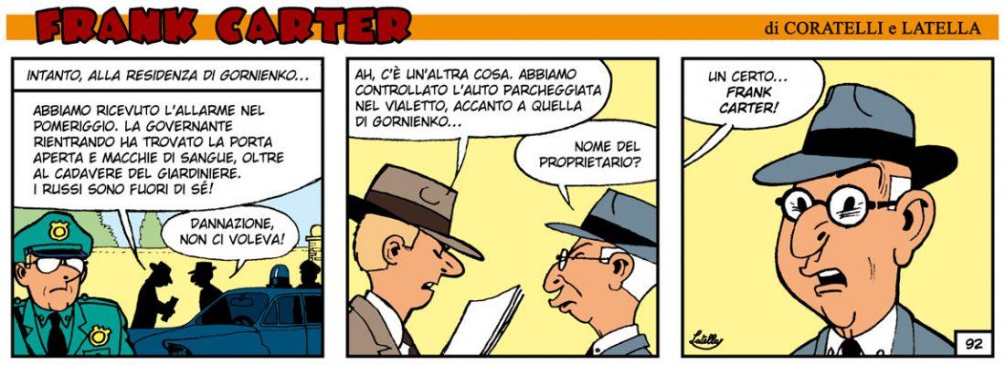 FRANK CARTER – IL MAESTRO DI CERA 17