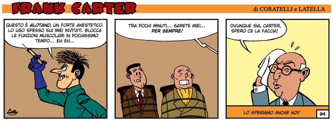 FRANK CARTER – IL MAESTRO DI CERA 19