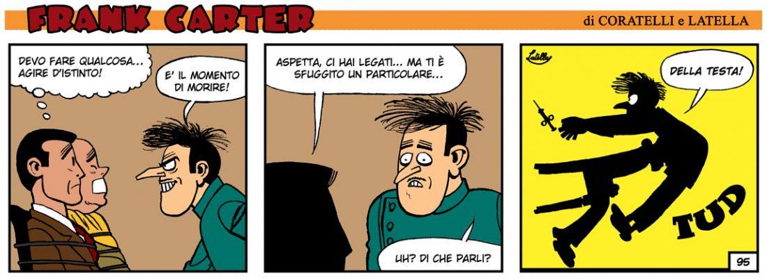 FRANK CARTER – IL MAESTRO DI CERA 20