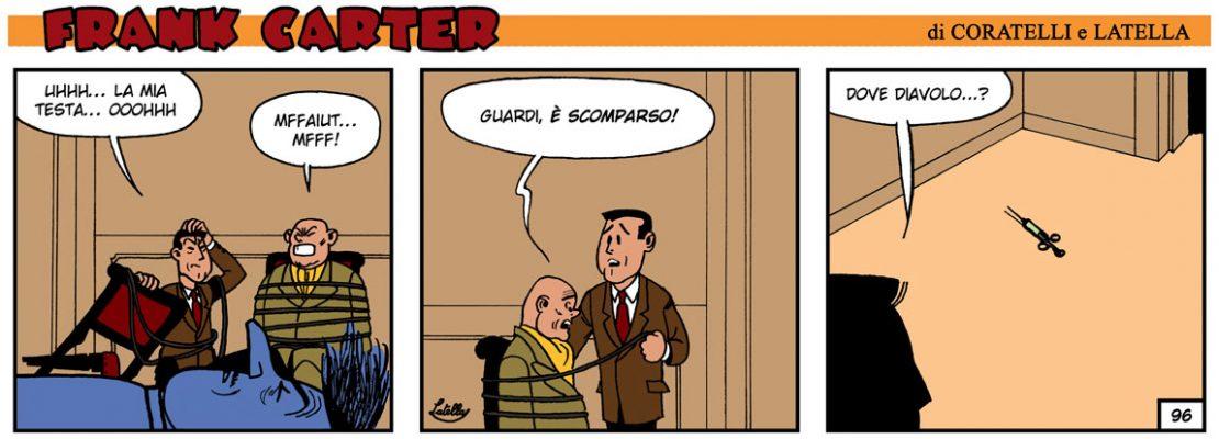 FRANK CARTER – IL MAESTRO DI CERA 21