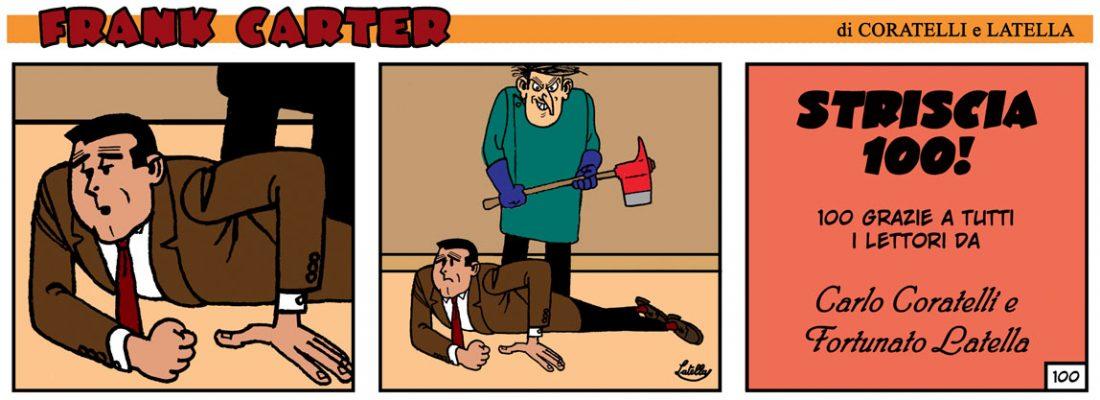 FRANK CARTER – IL MAESTRO DI CERA 25