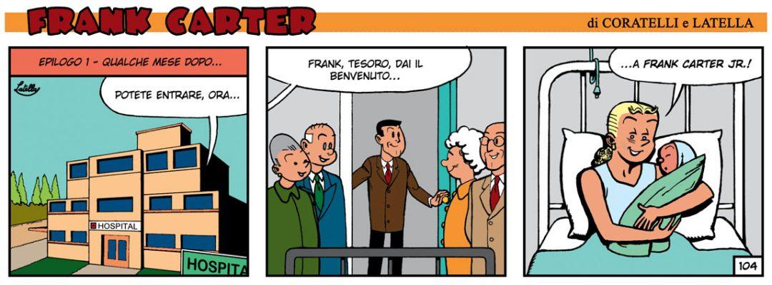 FRANK CARTER – IL MAESTRO DI CERA 29