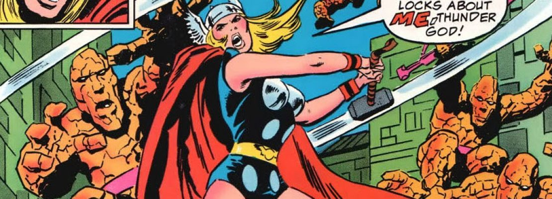 THOR-JANE E GLI ALTRI WHAT IF?