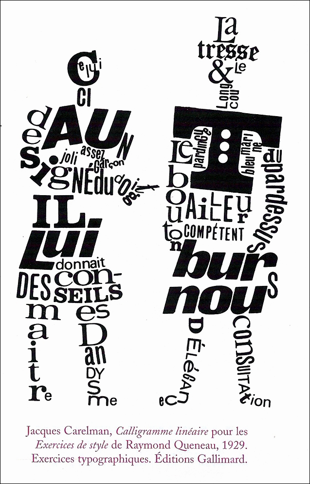 L'inquilina, di Tea c. Blanc (Raymond Queneau)