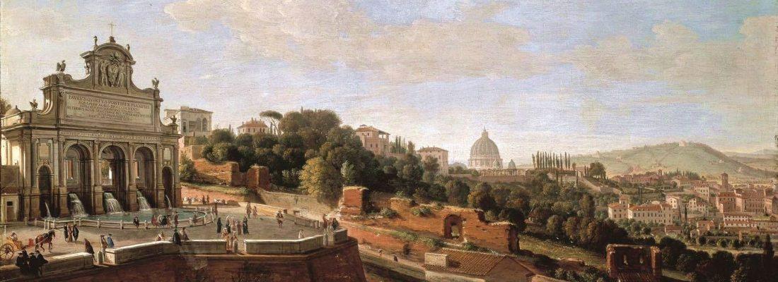 L'ACQUEDOTTO ANTICO E LA GRANDE SETE DI ROMA