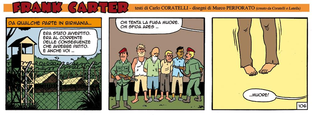 FRANK CARTER – PRIGIONIERO DI ARES 1