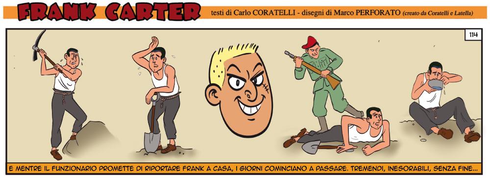 FRANK CARTER – PRIGIONIERO DI ARES 9