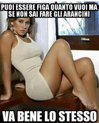 MOMENTO POP – ARANCINI
