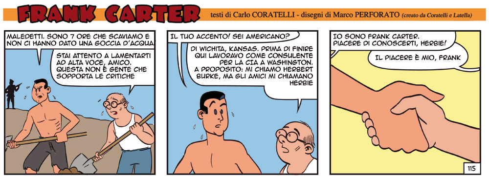 FRANK CARTER – PRIGIONIERO DI ARES 10