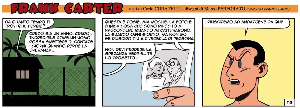 FRANK CARTER – PRIGIONIERO DI ARES 11