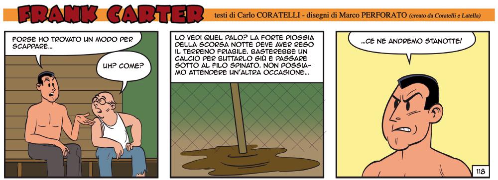 FRANK CARTER – PRIGIONIERO DI ARES 13
