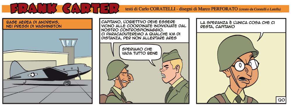 FRANK CARTER – PRIGIONIERO DI ARES 15
